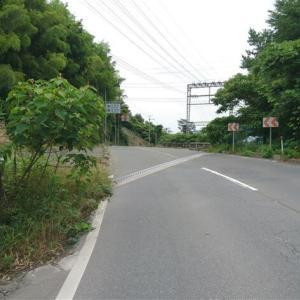 穴虫峠(あなむしとうげ):大阪府道703号香芝太子線