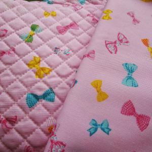 【入学準備】娘の入学時に必要な布物を手作りしようと材料を調達。どんな物を作るのかイメージ中です。【年長12月】
