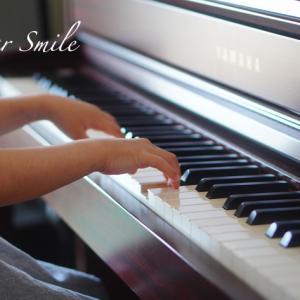 【ピアノ】お友達との4度目のミニ発表会を終えて。【小1 8月】