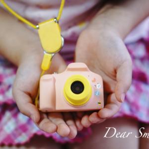 【カメラ】キッズカメラってどうなの?娘にプレゼントした小型で軽量の可愛いトイカメラ『ビジョンキッズ』を2年間使ってみた感想。