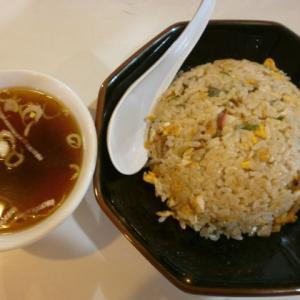 昇龍・・炒飯と餃子