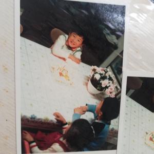 私の幼少時代の写真です。