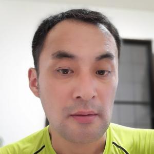 パラリンピック、バドミントン選手 浦哲雄