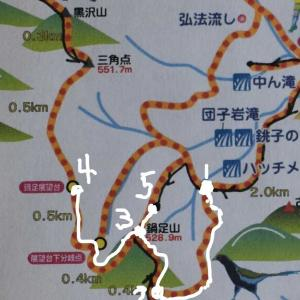 鍋足山へ行く    箸休め編
