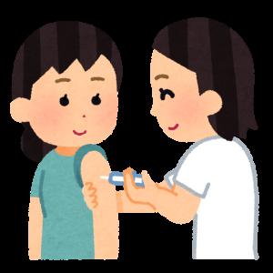 インフルエンザ予防接種後の腫れとかゆみ|今年はいつもより楽に済みました