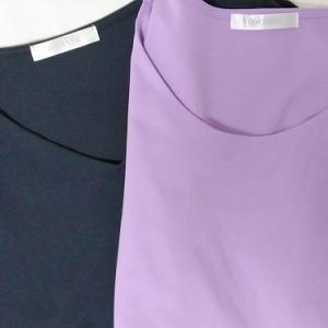 Tシャツが似合わない!|50代の体になじむドゥクラッセのTシャツ2種