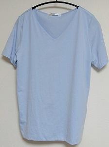 さらに涼しくなった【ドゥクラッセTシャツ】ライトシリーズ|ドゥクラッセTライト・Vネックを着てみました