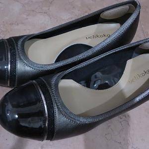 50代の足にも歩きやすいローヒールパンプス(ラクチンきれいパンプス・ヴェリココ)|デザイン、価格ともに満足