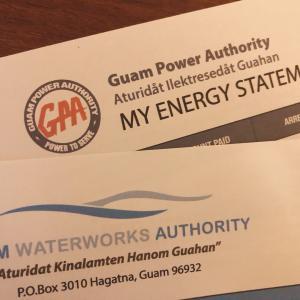 グアムの朝刊(2020.6.19):電気、水道の支払い猶予、7月1日に停止。