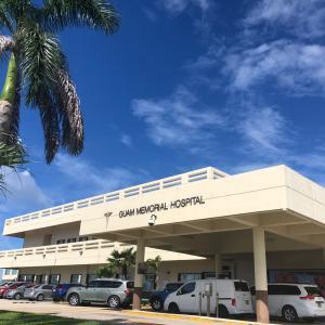 グアムの朝刊(2020.10.28):キャパシティを超えるCOVID入院患者