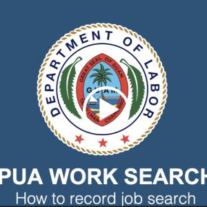 グアムの朝刊(2021.7.24):グアム知事、PUA申請者の求職活動免除要件を終了