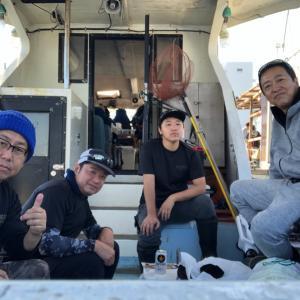 泉佐野マリンライフ黒潮丸 船タチウオ
