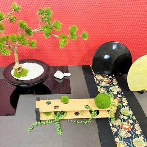 海外からみた日本を表現する食空間スタイリング♪