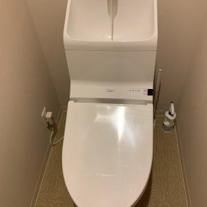 停電時:レバーの無いトイレの流し方