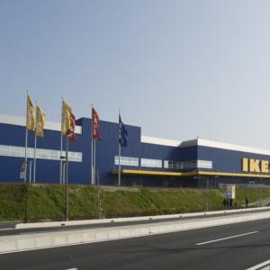 IKEA新三郷への近道はこっちでした。(今まで遠回りしてました)