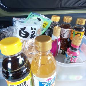 オリンピック話題と 北海道 車中泊 食事