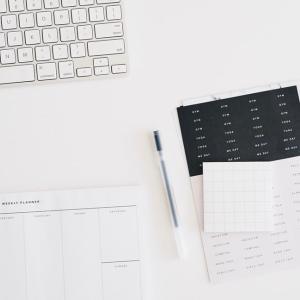 ブログのデザイン・内容を整える以前にやっておいた方がいいこと。