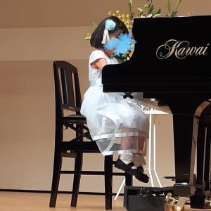 """ピアノの発表会""""小さなセレナード"""""""