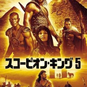 映画の感想「スコーピオン・キング5」