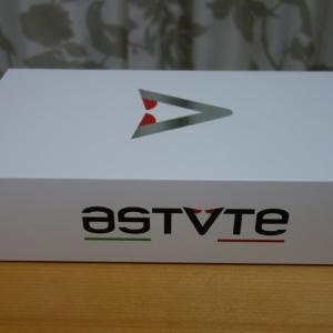 サドル「ASTVTE(アスチュート) SKYLINE VT 3.0」購入!