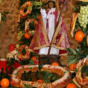 スペインの節分(?)~年始から忙しい聖人聖女たち