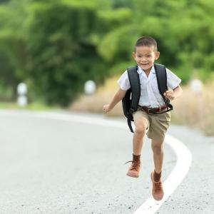 学校と家で子どもの行動が違っていたりしていてびっくりすることがたくさんありました