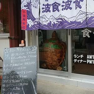 パクパク食堂で海亀づけ丼