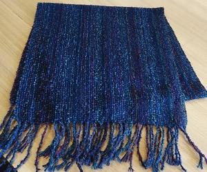 手織り教室 生徒さんの作品