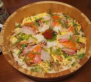 ちらし寿司 作りました