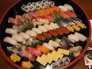 松栄寿司(東口店)の出前 美味しかったです