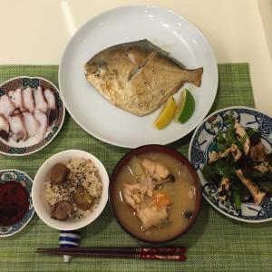 食欲の秋・・・美味しい栗ご飯の作り方