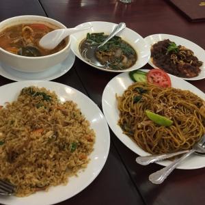 マレーシア料理ランチ&可愛いカフェでお茶