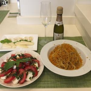 カラスミパスタの作り方&マロングラッセ