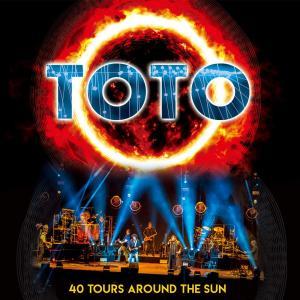 TOTO 40 Tours Around The Sun 【DVD/Blu-ray/CD】