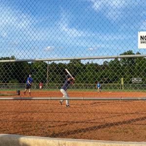 野球練習が週2回!