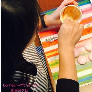 簡単可愛い クマちゃん マカロン 日本初上陸発酵バタークリーム
