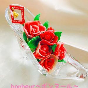 シンデレラ の ガラス の 靴  〜あんフラワー〜