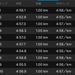 BU走30km