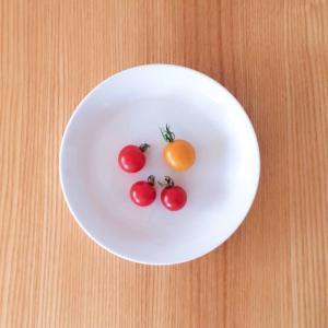 ミニトマトの収穫と、捨てる選択