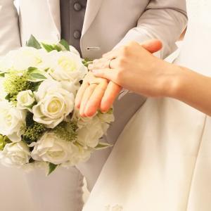 とっても素敵な結婚式