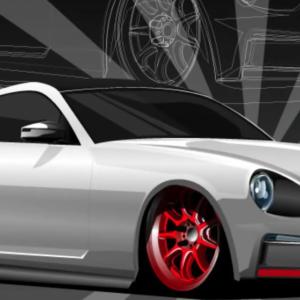 Z33ベースのカスタムカー制作