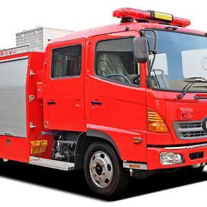 なぜ消防車の赤は鮮やかなの?