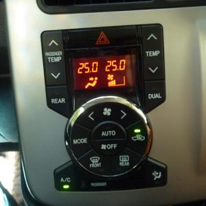 車のエアコン設定は何℃がいいの?