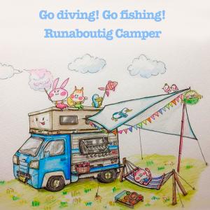 CamperTips「Beeポストカード」