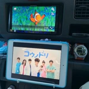 CamperTips「車内でTVを観る」