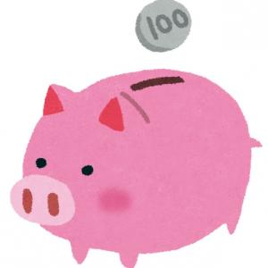 金融資産の構成比率は?