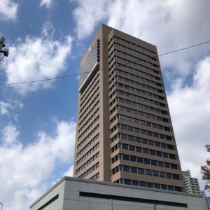 所用で、東大阪市役所へ!