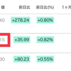 S&P500史上最高値更新!日本株は細かく利確で7月の利益が◯◯万円♪