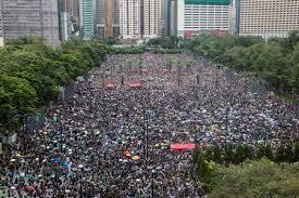 香港デモ170万人!背後にCIAがいると主張する中国!もっとヤバい日本…