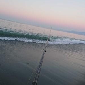 21回目の釣行、朝から~